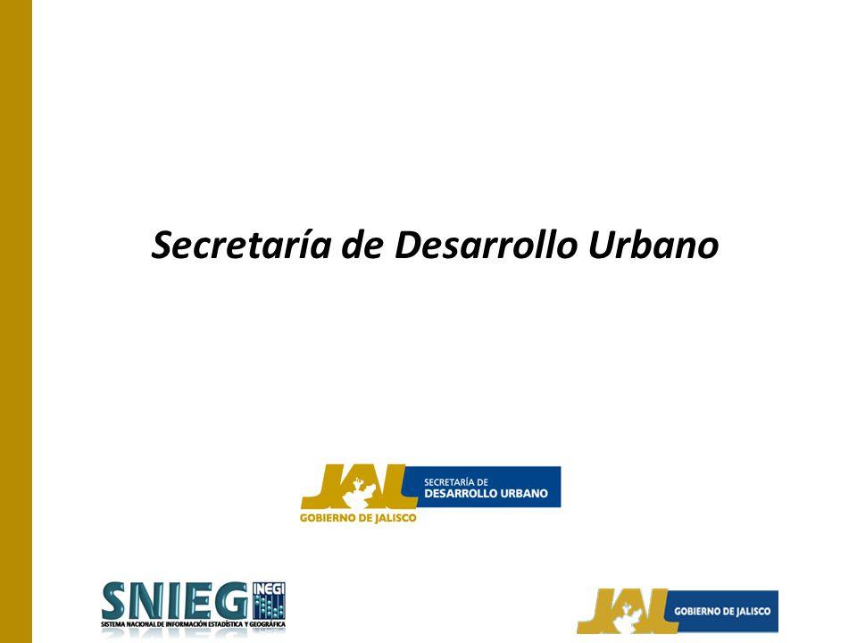 Secretaría de Desarrollo Urbano