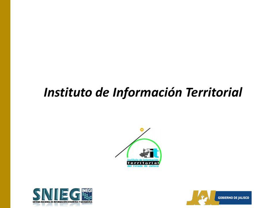 Instituto de Información Territorial
