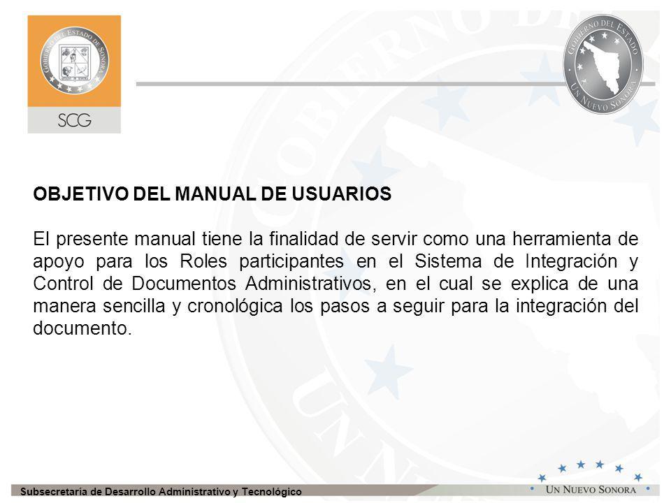 Subsecretaría de Desarrollo Administrativo y Tecnológico Se da clic en revisar para visualizar el documento y llevar a cabo la revisión por parte del Titular.