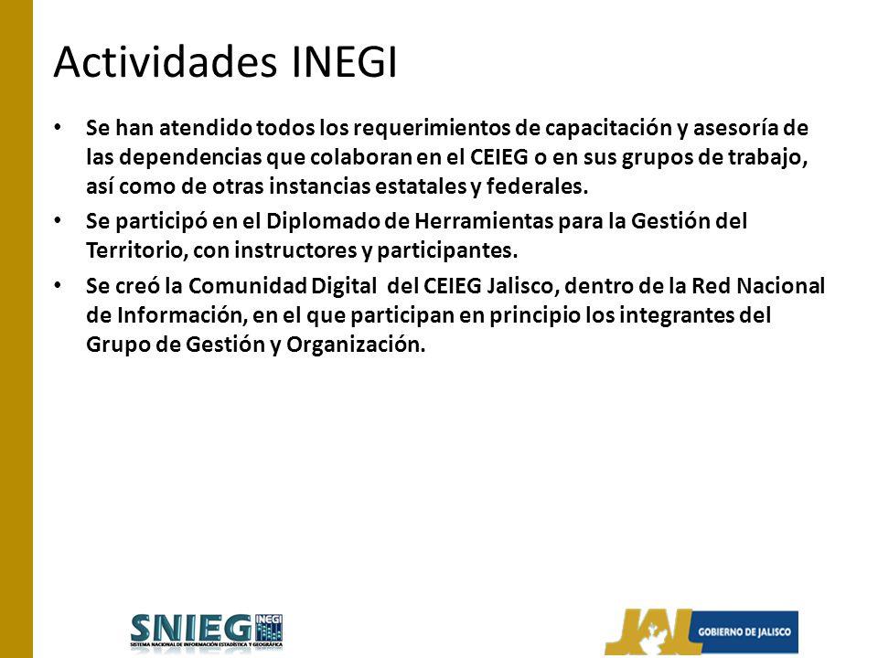 Qué sigue.Continuar apoyando los diversos proyectos de la AEEG.