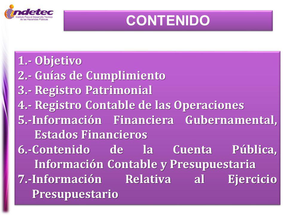 CONTENIDO 8.-Publicación de Programa de Evalua- ciones e Indicadores de Desempeño 9.-Transparencia 10.-Adopción Normativa de la Ley (2009- 2012) 11.-Adopción Normativa de la Ley y su Reforma (2013) 12.-Avance en las Obligaciones cuyos plazos fueron ajustados por CONAC 8.-Publicación de Programa de Evalua- ciones e Indicadores de Desempeño 9.-Transparencia 10.-Adopción Normativa de la Ley (2009- 2012) 11.-Adopción Normativa de la Ley y su Reforma (2013) 12.-Avance en las Obligaciones cuyos plazos fueron ajustados por CONAC