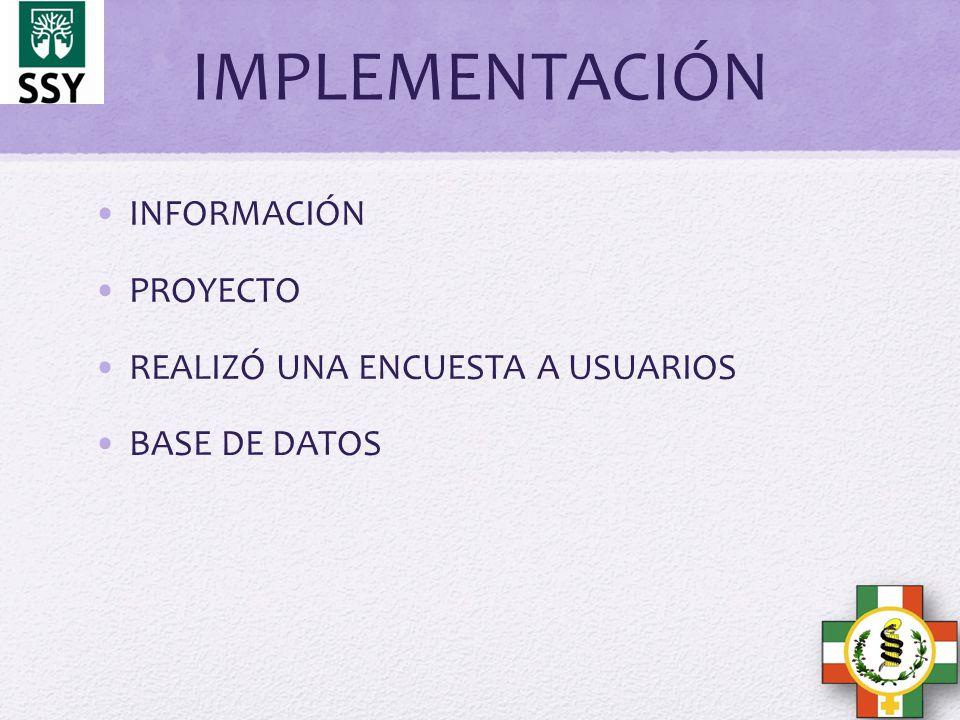 IMPLEMENTACIÓN BASE DE DATOS 423 MEDICAMENTOS 3749 INTERACCIONES