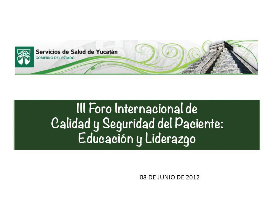 08 DE JUNIO DE 2012