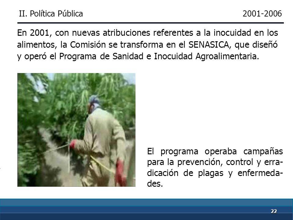 2121 Suscripción del TLCAN. Se eliminaron las barreras sani- tarias para la exportación e im- portación de productos agrícolas entre México, Canadá y