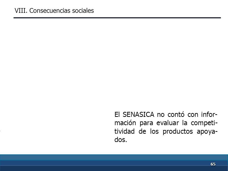 6464 A 2011, quedaron pendientes de atender con acciones de salud animal 11,992.5 miles de has, el 6.1% de la superficie objetivo. VIII. Consecuencias