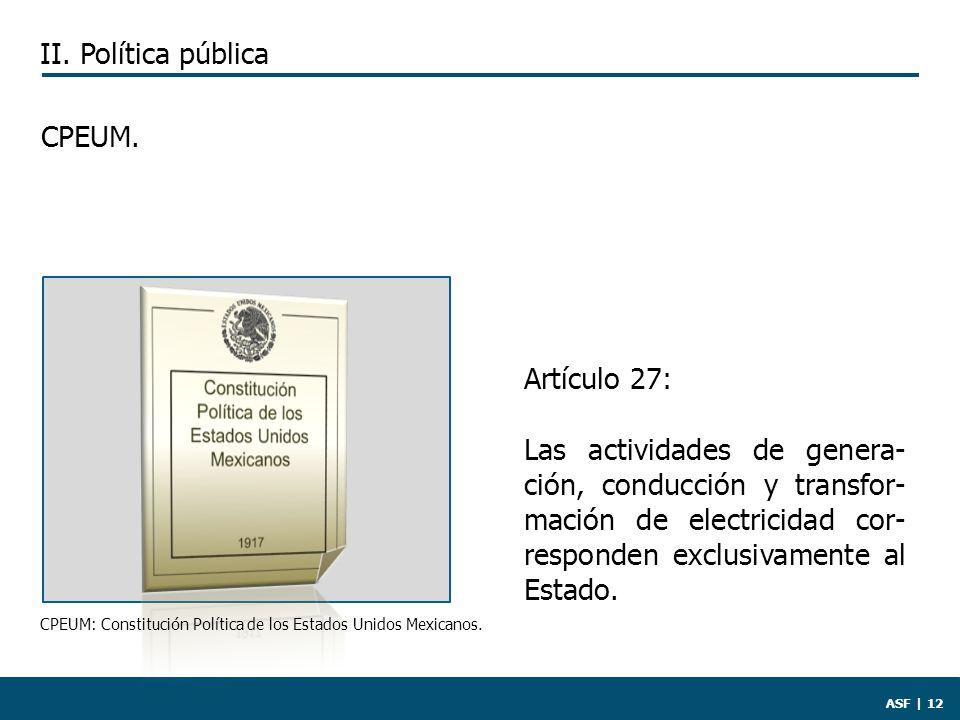 ASF | 12 CPEUM.