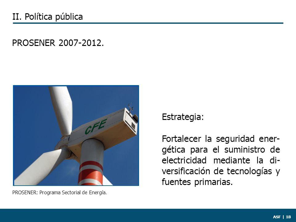 ASF | 18 PROSENER 2007-2012.