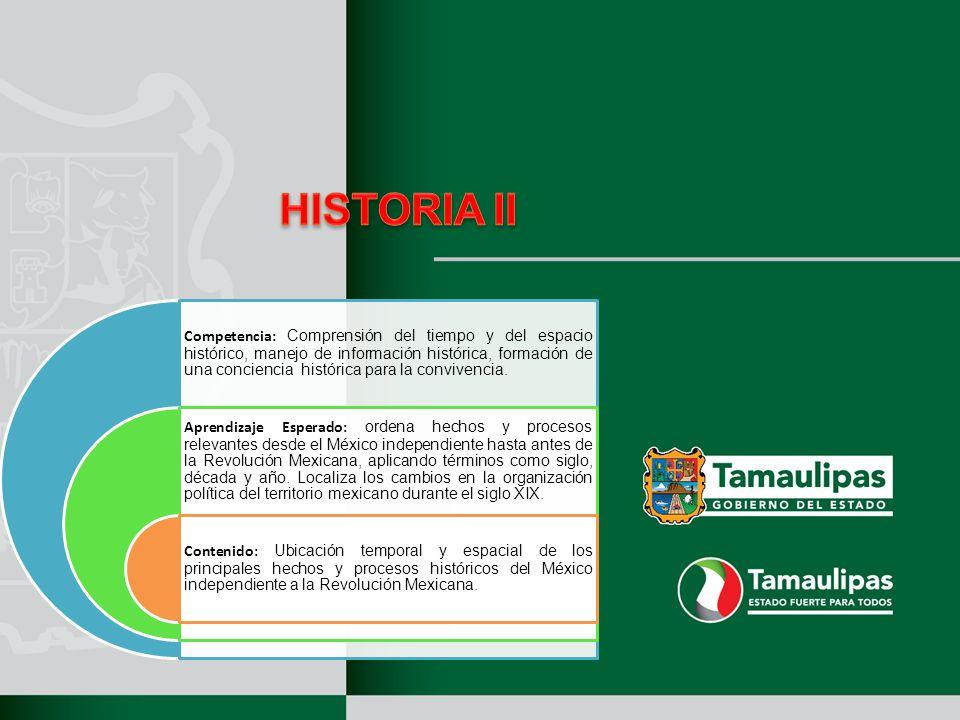 A continuación te mostraremos una línea de tiempo y un mapa conceptual los cuales te ayudaran a ubicar geográficamente los hechos que tuvieron especial importancia en el desarrollo socioeconómico de México entre los años 1821 y 1911.