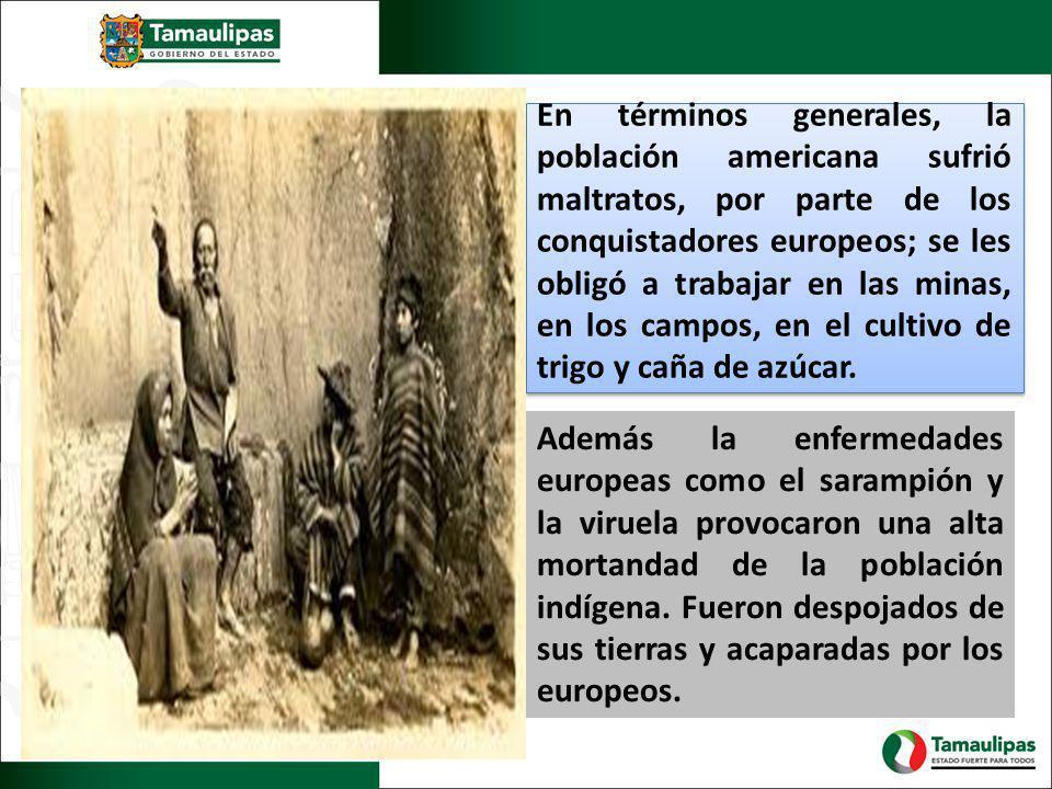 Las sociedades coloniales en América, que dominaba España se distinguieron por la convivencia entre pueblos indígenas, grupos traídos de África, algunos asiáticos y europeos.