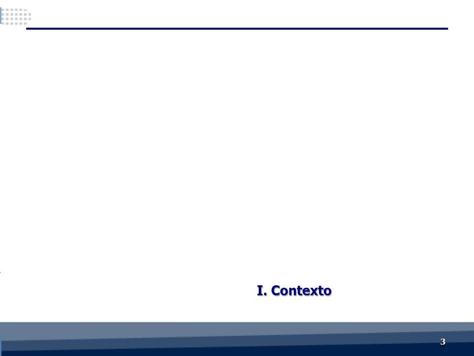 I. Contexto 33