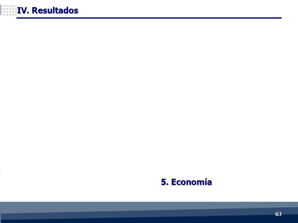 5. Economía IV. Resultados 6363