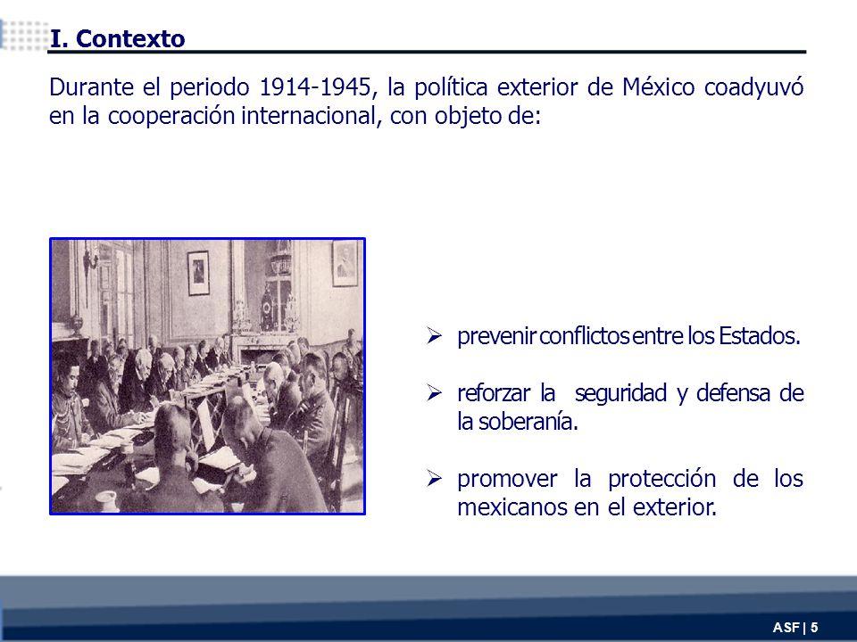 prevenir conflictos entre los Estados. reforzar la seguridad y defensa de la soberanía.