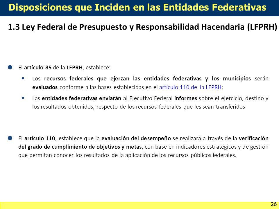 Definición de alcances del curso-taller Disposiciones que Inciden en las Entidades Federativas Constitución Política de los Estados Unidos Mexicanos (