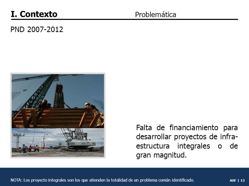 ASF | 12 Los estados y municipios te- nían acceso limitado al finan- ciamiento para realizar pro- yectos de infraestructura.