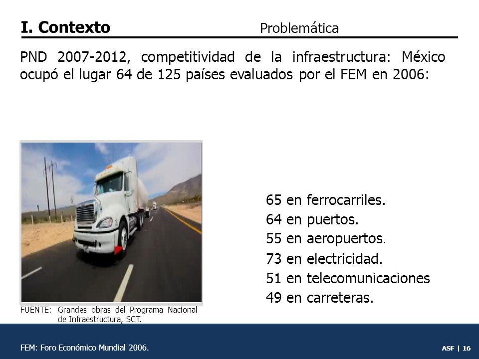 ASF | 15 Proyectos pospuestos o redi- señados por deficiencias en la planeación o insuficiencia de recursos.