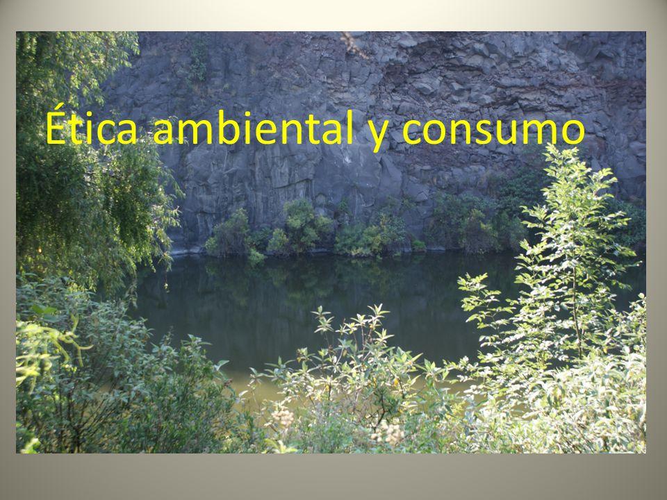 Javier Reyes Efraín Cruz Marín Ética ambiental y consumo