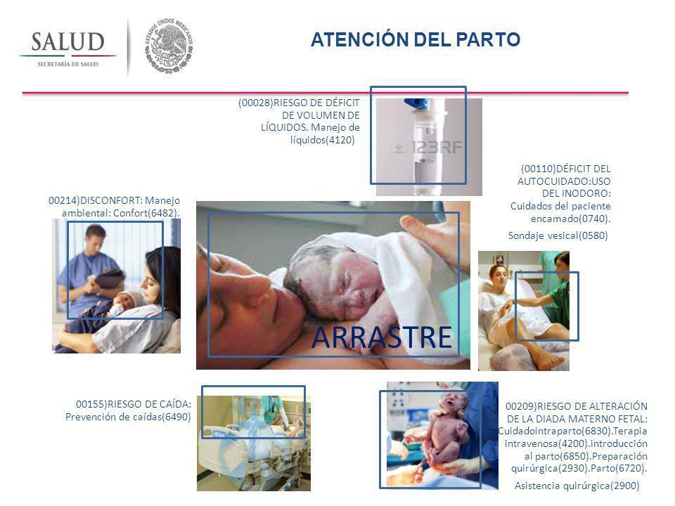 QUINTA VISITA EN LA SEMANA 38-40 (30 MIN) Revisa los resultados de la Biometría Hemática y Examen General de Orina.