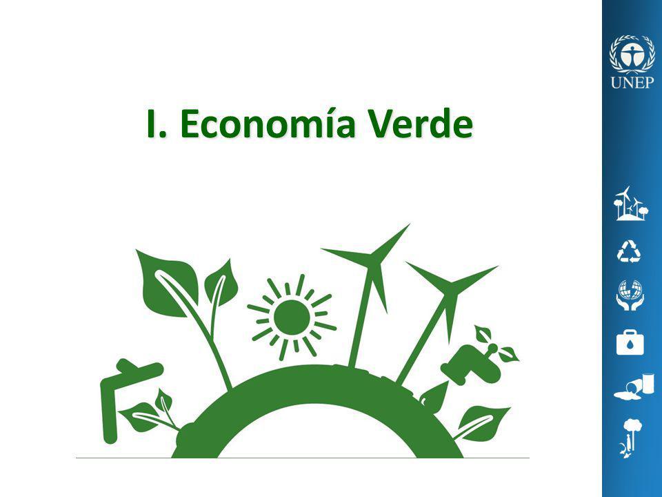 I. Economía Verde