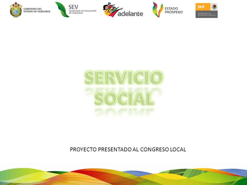 SE ENTIENDE POR SERVICIO SOCIAL LA ACTIVIDAD DE CARÁCTER TEMPORAL QUE EN BENEFICIO DE LA COLECTIVIDAD PRESTAN LOS ESTUDIANTES O PASANTES DE LAS DISTINTAS PROFESIONES A QUE SE REFIERE ESTA LEY Y SERÁ CONSIDERADA COMO EXPERIENCIA LABORAL.