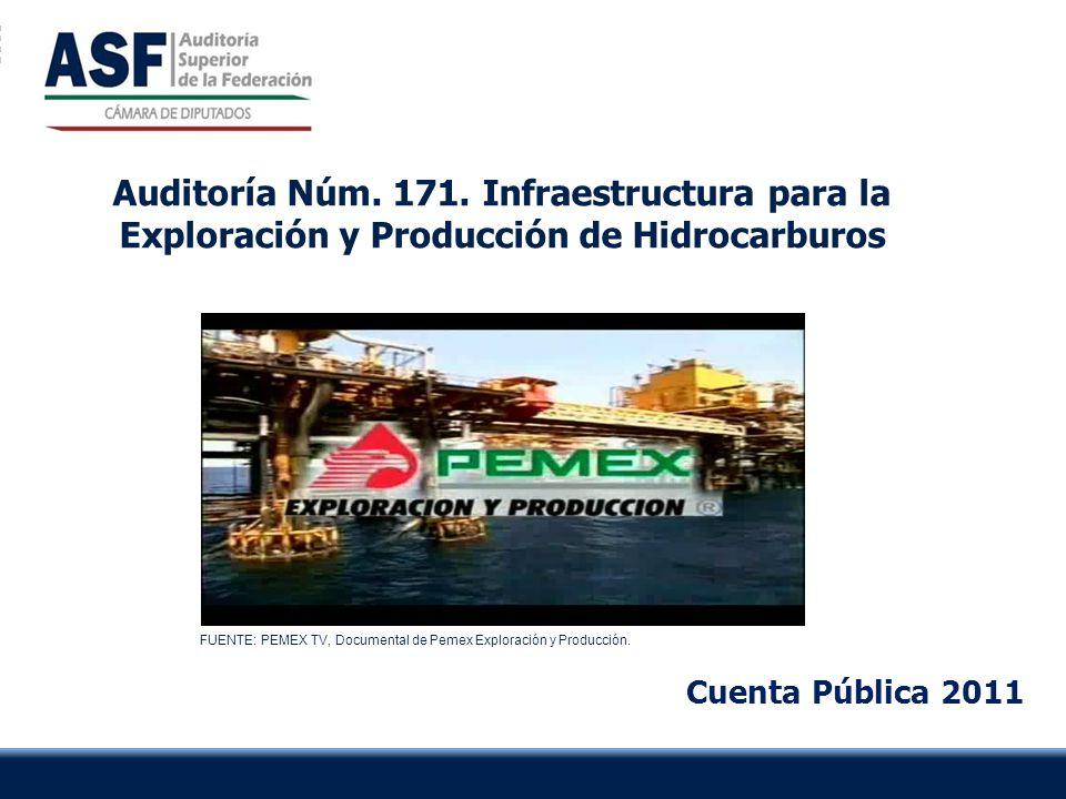 Auditoría Núm. 171.