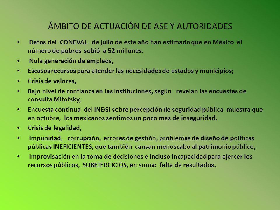 Código de Ética de la Auditoría Superior de la Federación Actitud Constructiva Deben señalarse todos los errores y deficiencias.