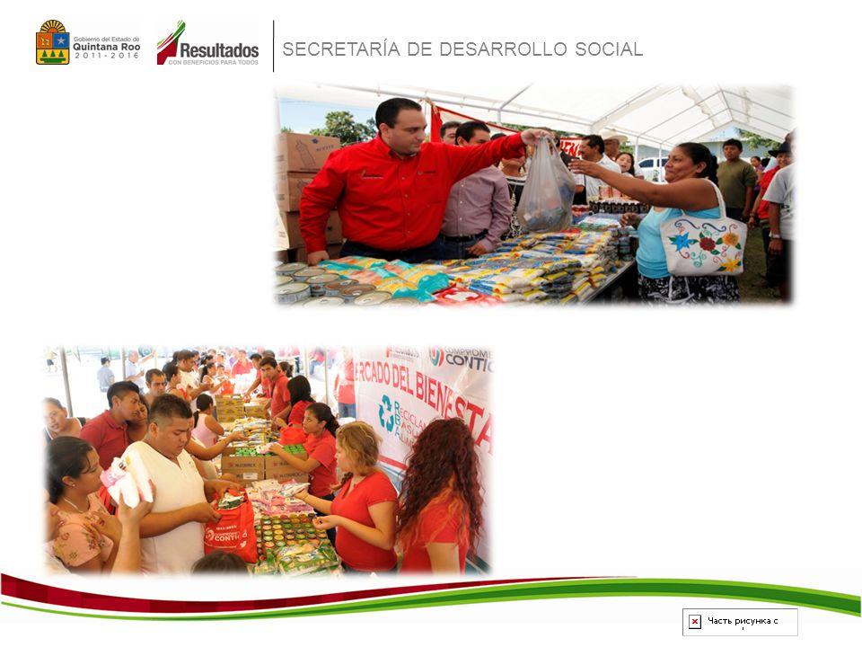 SECRETARÍA DE DESARROLLO SOCIAL