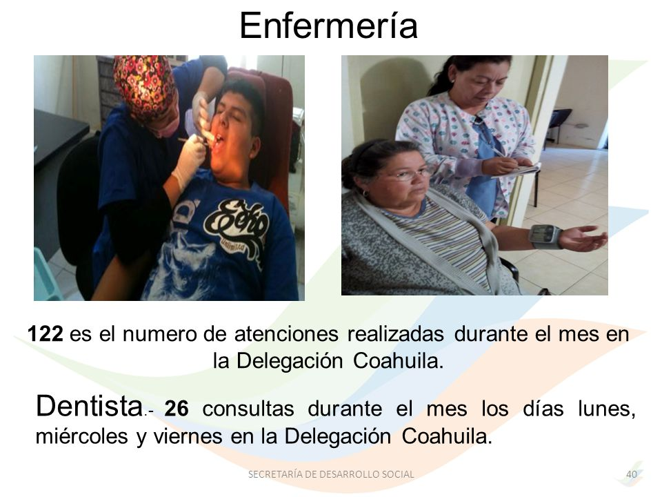 122 es el numero de atenciones realizadas durante el mes en la Delegación Coahuila.