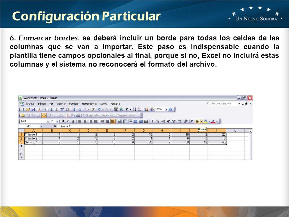 7.Guardar el archivo CSV delimitado por comas.