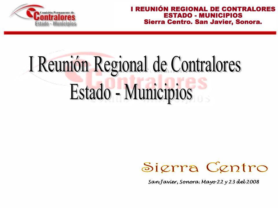 San Javier, Sonora. Mayo 22 y 23 del 2008