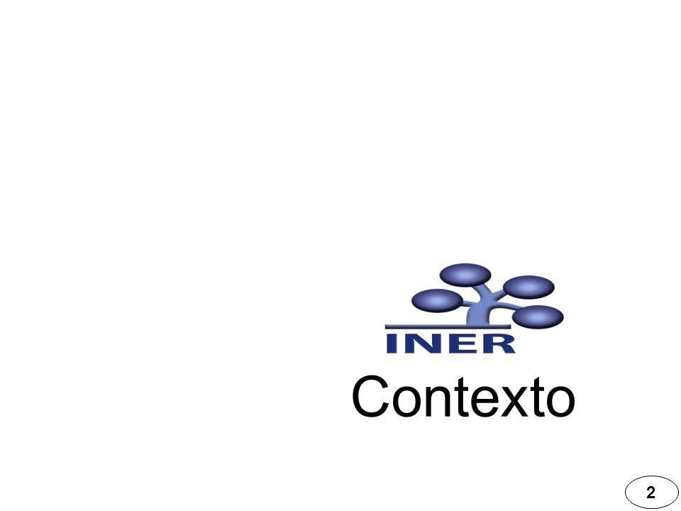 43 En sus indicadores, el INER comprometió que el 7% de los egresos sería por alta voluntaria.