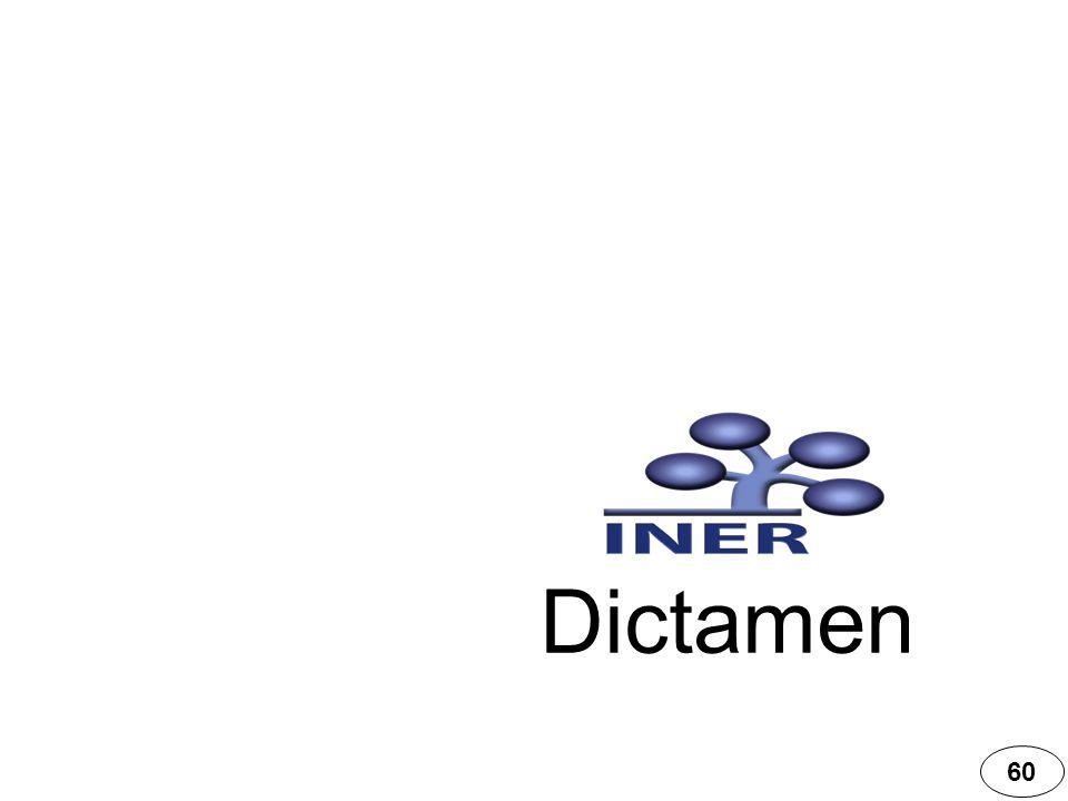 60 Dictamen