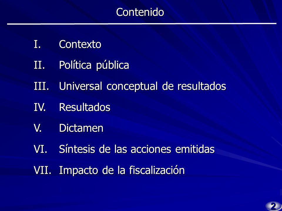 AUDITORÍA ESPECIAL DE DESEMPEÑO Cuenta Pública 2008 Coordinación de Acciones para la Inteligencia Policial Coordinación de Acciones para la Inteligencia Policial
