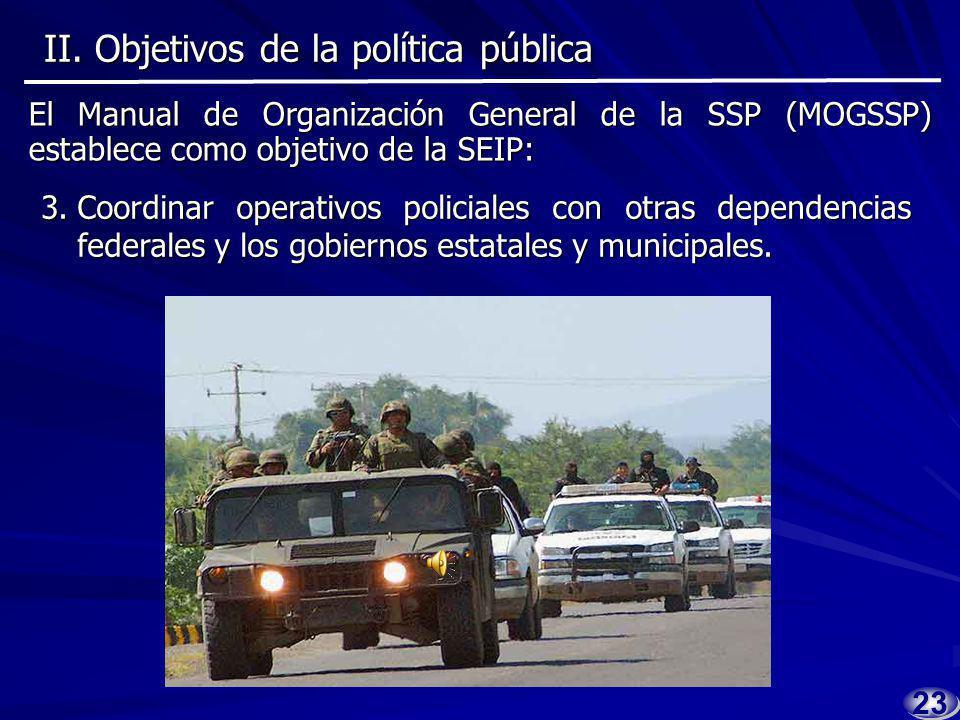 2.Conducir la estrategia policial de prevención del delito y combate a la delincuencia.