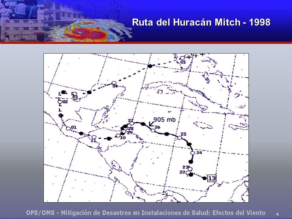 5 Las inundaciones son las secuelas más importantes de los huracanes