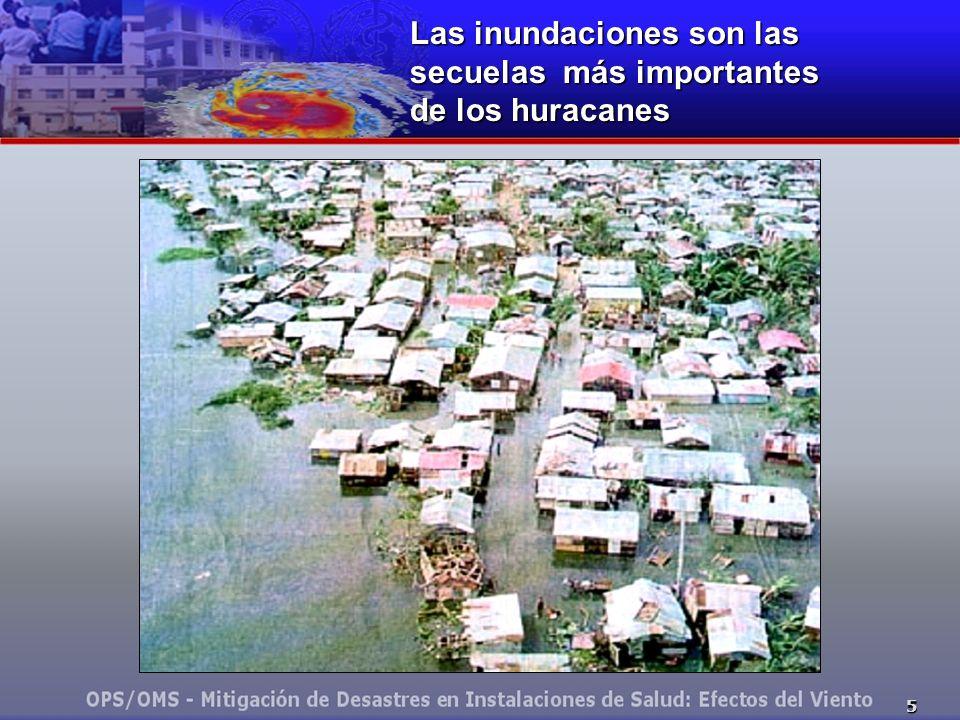 6 Impacto de los desastres naturales en los hospitales (1981 - 2001) Impacto de los desastres naturales en los hospitales (1981 - 2001) Según la Organización Panamericana de la Salud, entre 1981 y 2001, más de 100 hospitales y 650 unidades de salud sufrieron grandes perjuicios como consecuencia de desastres naturales; con pérdidas económicas directas, según la Comisión Económica para América Latina (CEPAL), de US$ 3.120 millones.