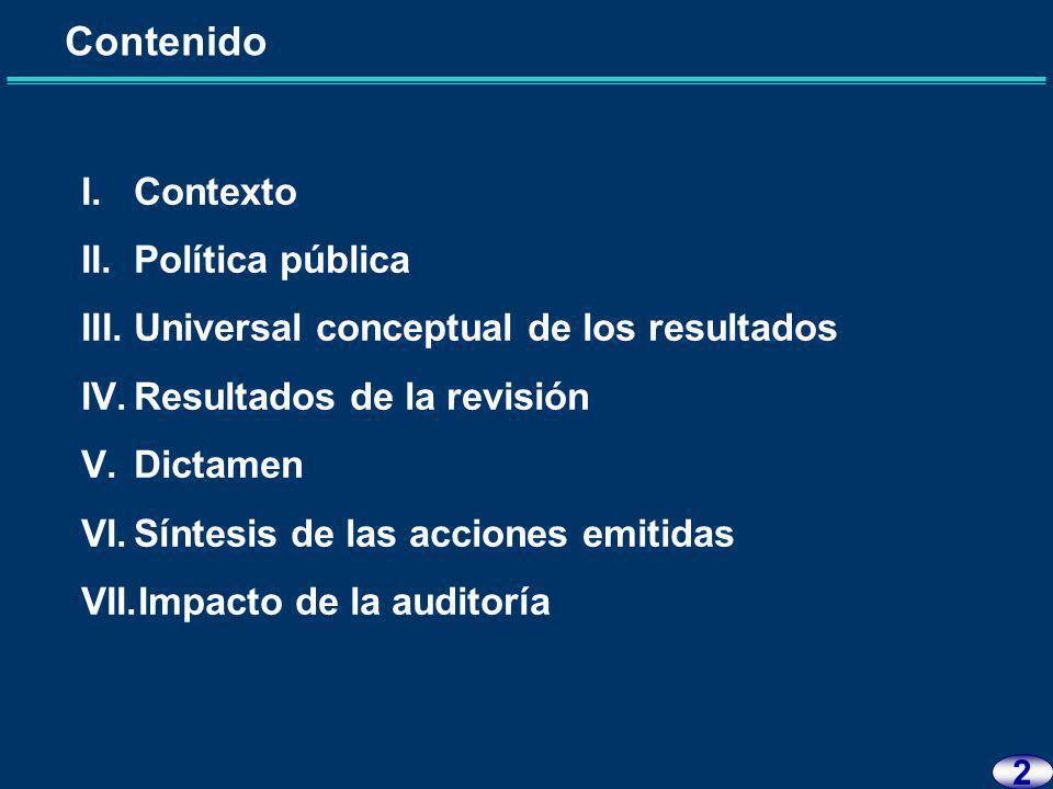 REGISTRO NACIONAL DE POBLACIÓN Cuenta Pública 2008 1 AUDITORÍA ESPECIAL DE DESEMPEÑO