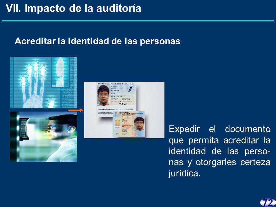 71 Consolidar el Registro Nacional de Población con los 4 registros que lo integran.