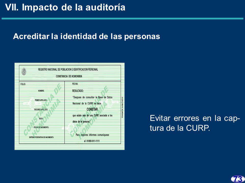 72 Acreditar la identidad de las personas Expedir el documento que permita acreditar la identidad de las perso- nas y otorgarles certeza jurídica.