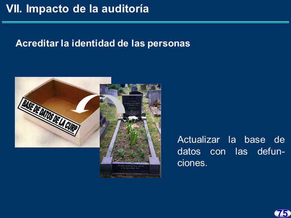 74 Identificar en la base de datos de la CURP a los mexicanos residentes en el exterior.
