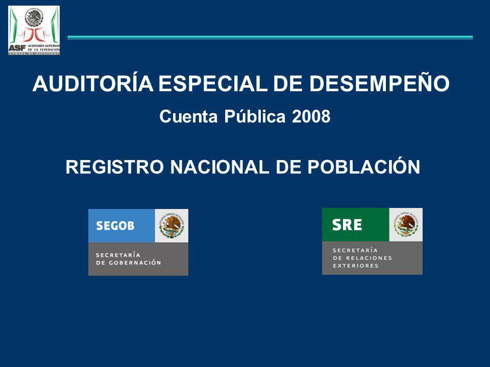 77 Realizar un programa de mediano plazo para ex- pedir las cédulas que señala el PSG 2007- 2012.