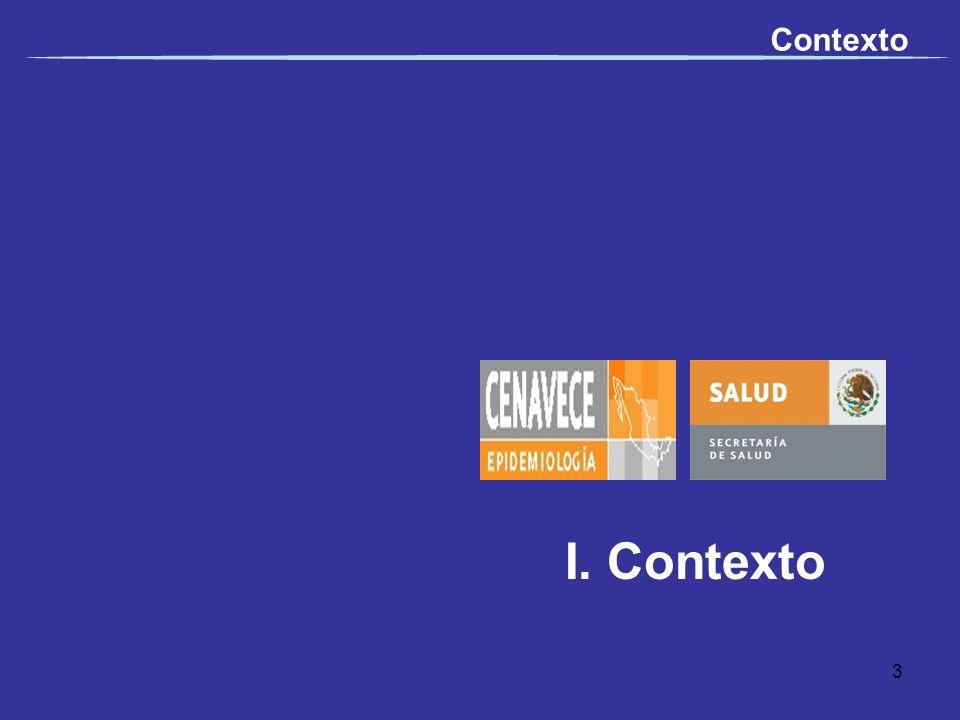 En 2009 el CENAVECE y la SS cumplieron parcial- mente la meta de revisar 2 de los 24 componentes de la Plataforma Única de Información para la Vigi- lancia Epidemiológica, establecida en el Plan Ope- rativo Anual.