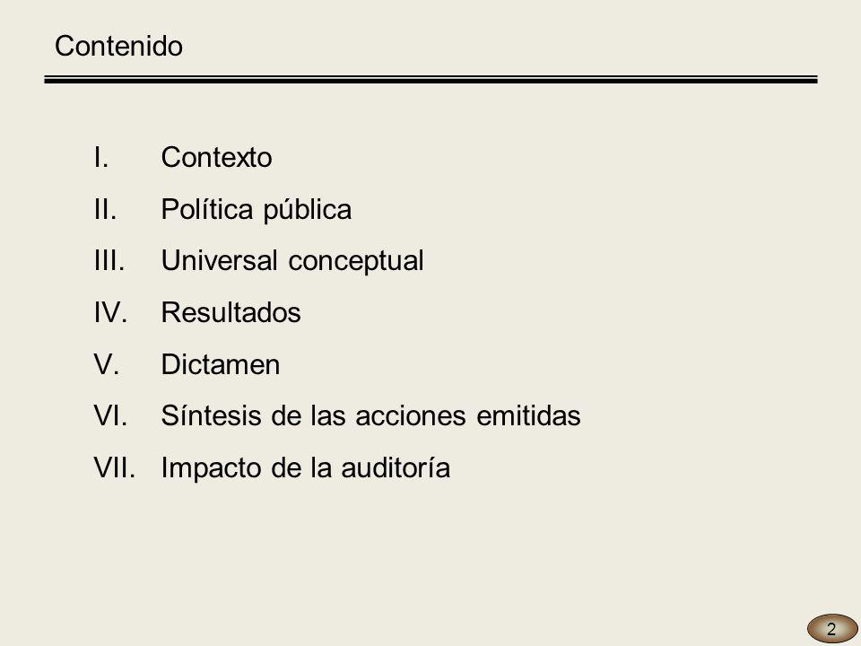 Importancia II.