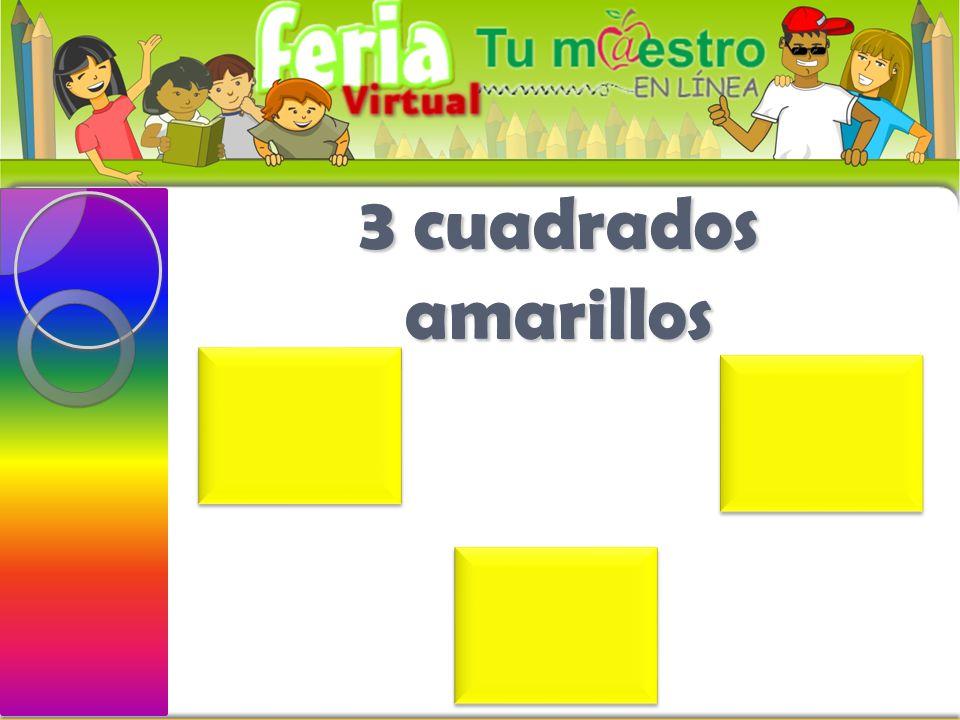2 triángulos verdes