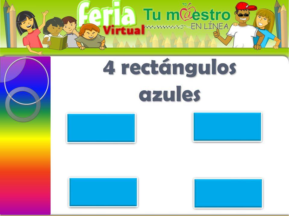 3 cuadrados amarillos