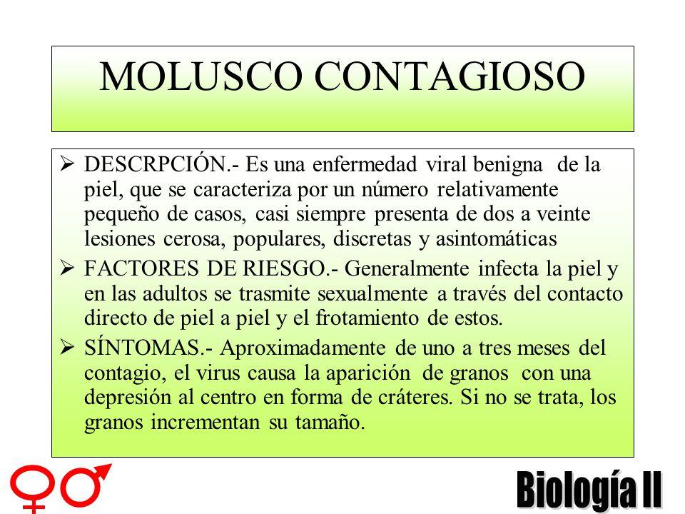 HONGOS DESCRIPCIÓN.- Conocida como Candidiasis, este procedimiento es causado por el hongo que normalmente vive en pequeñas cantidades en las áreas genitales.