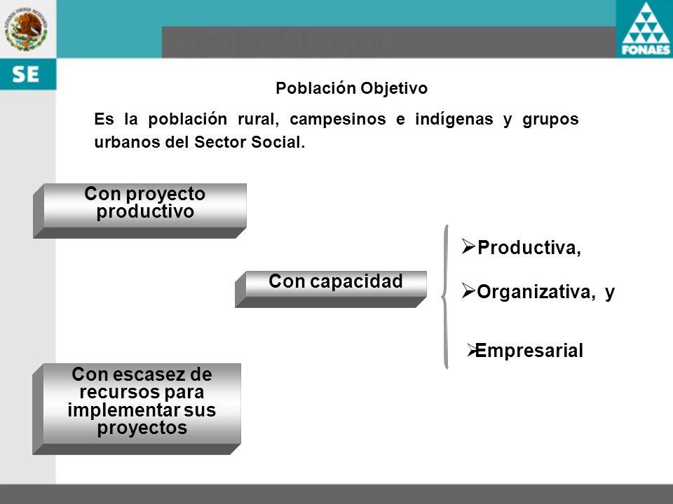 III.- Apoyo para el desarrollo y consolidación de la banca social ( Sin esquema de capitalización ) –Estudios Especializados.