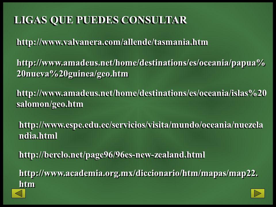 http://www.espe.edu.ec/servicios/visita/mundo/oceania/nuezela ndia.html http://berclo.net/page96/96es-new-zealand.html LIGAS QUE PUEDES CONSULTAR http