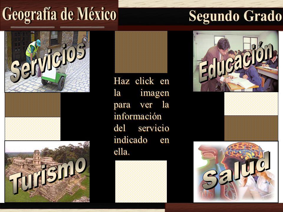 Que los alumnos reconozcan las características y localización de las actividades económicas en México. Se reconozcan como mexicanos que habitan en un