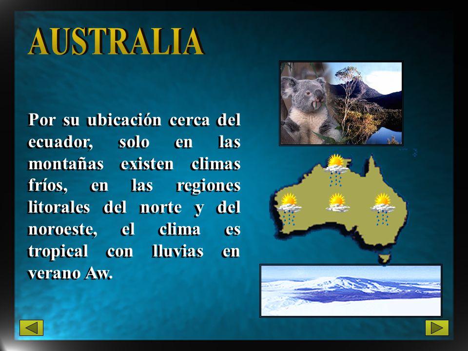Por su ubicación cerca del ecuador, solo en las montañas existen climas fríos, en las regiones litorales del norte y del noroeste, el clima es tropica