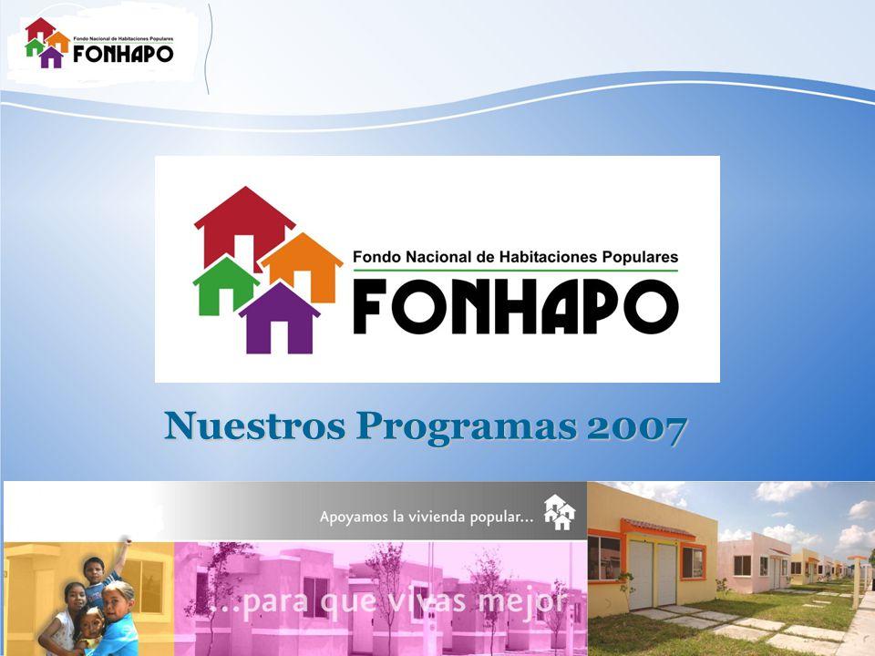 Nuestros Programas 2007